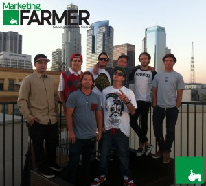 Marketing Farmer, Marketing, Brad Farmer